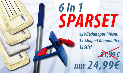 6 in 1 Sparset